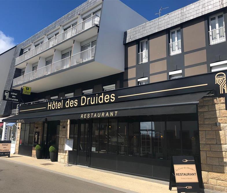 HOTEL WITH SEA-VIEW QUIBERON
